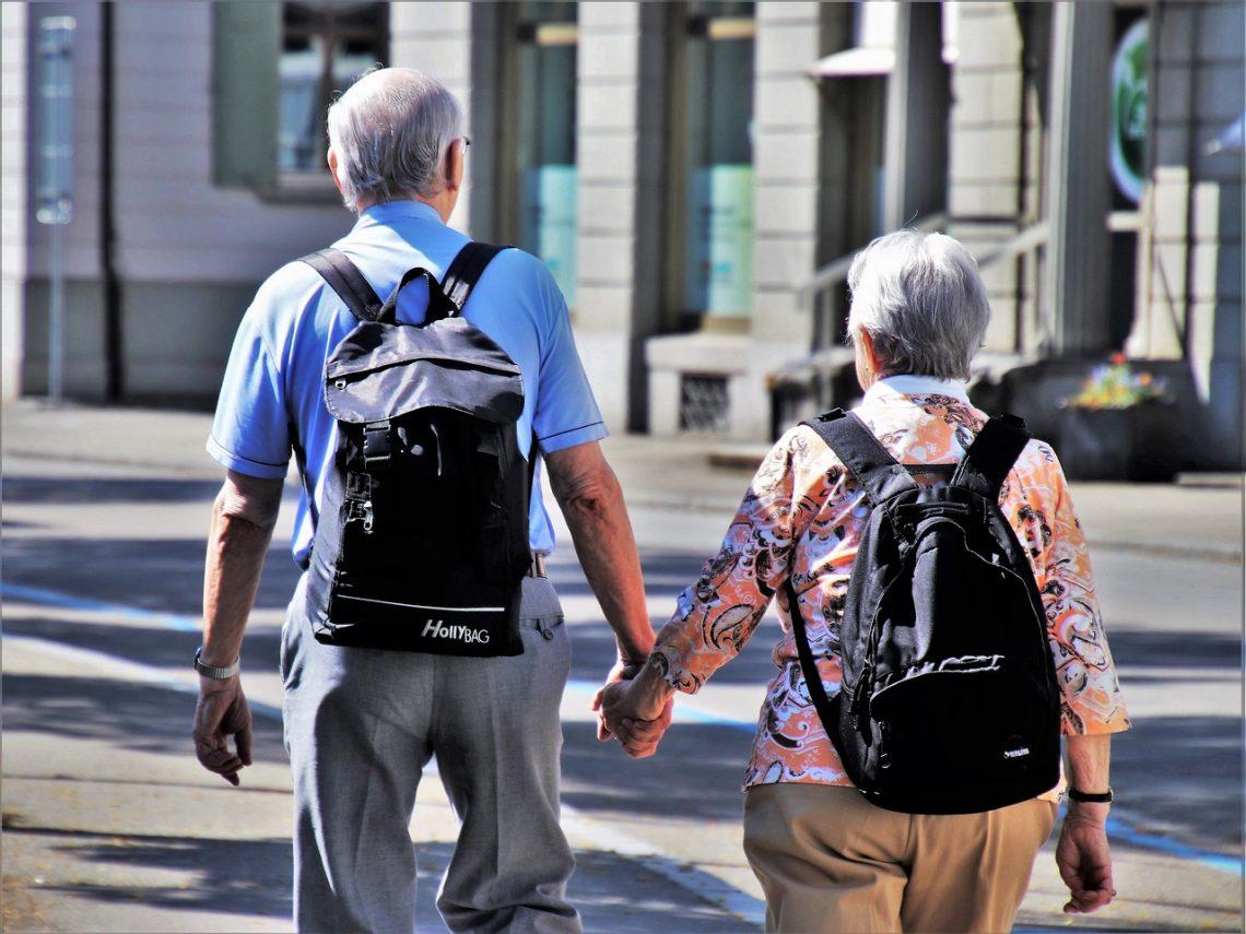 Стареть вместе