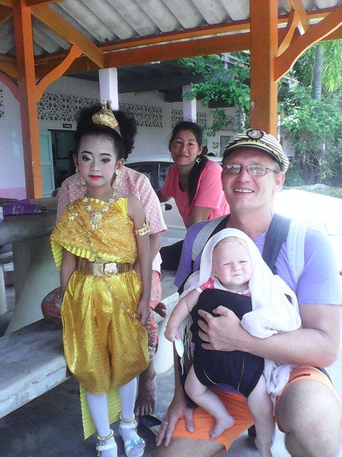 Бирманцы народ