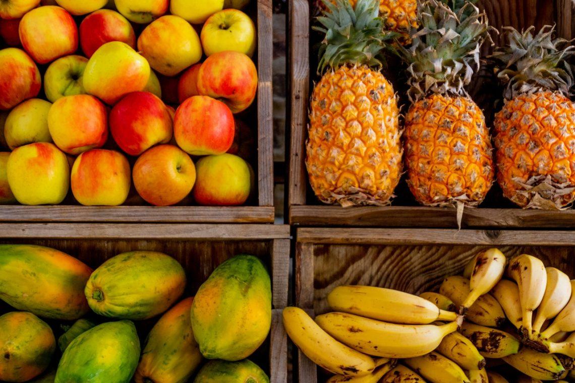 Разговор об экзотических фруктах в 2,11