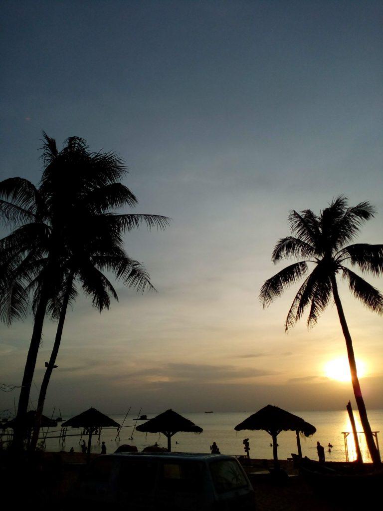 Психодрама и Вьетнам - вечер на острове Фукуок
