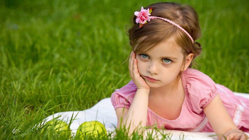 Помощь психолога при детских страхах