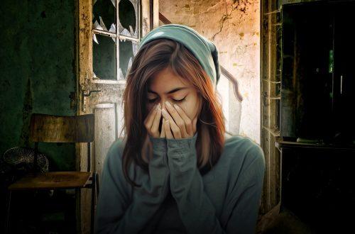 Постразводная депрессия у женщин