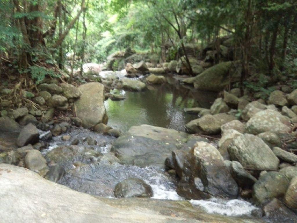 7 мая Таиланд Водопады ХХ
